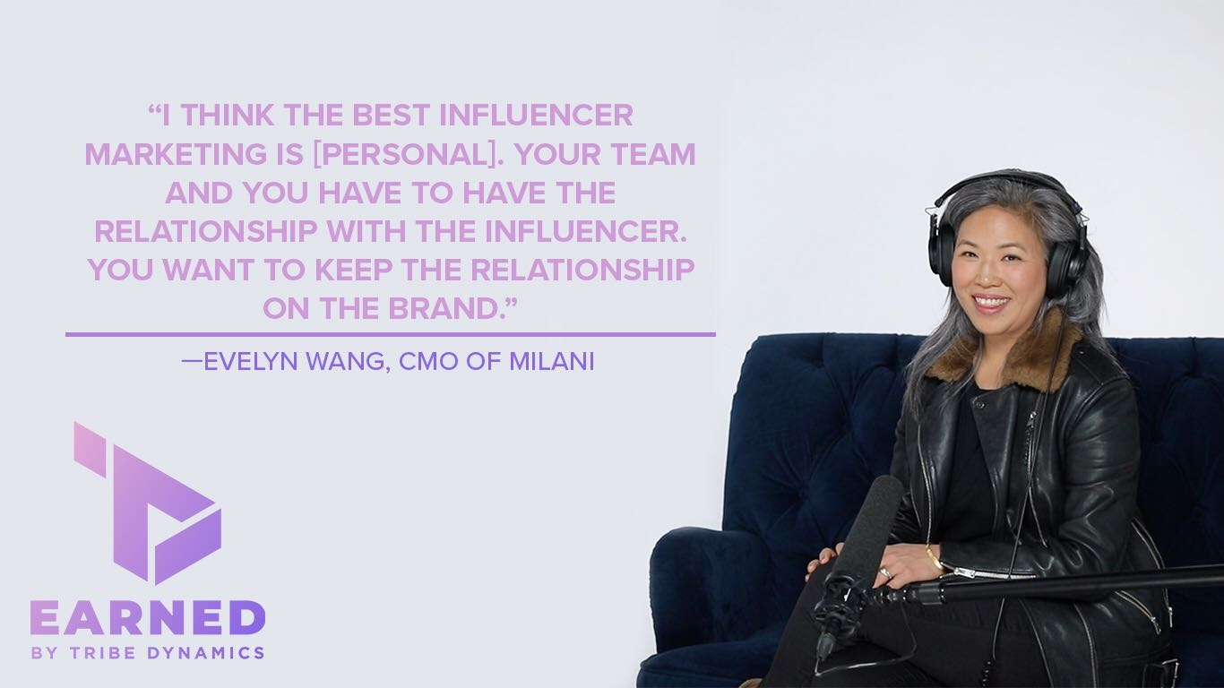 Earned Episode 3: Evelyn Wang, Milani CMO
