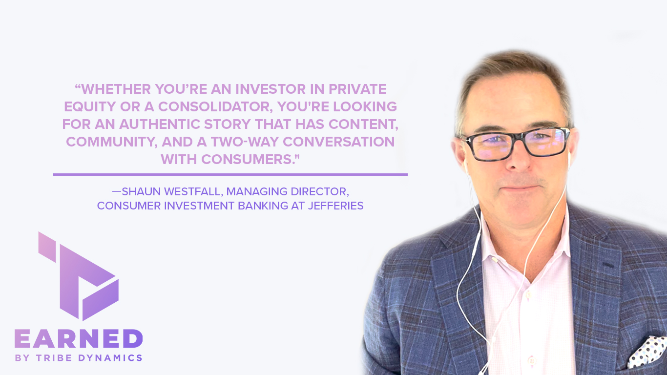 Brand acquisition strategy from Jefferies' Shaun Westfall