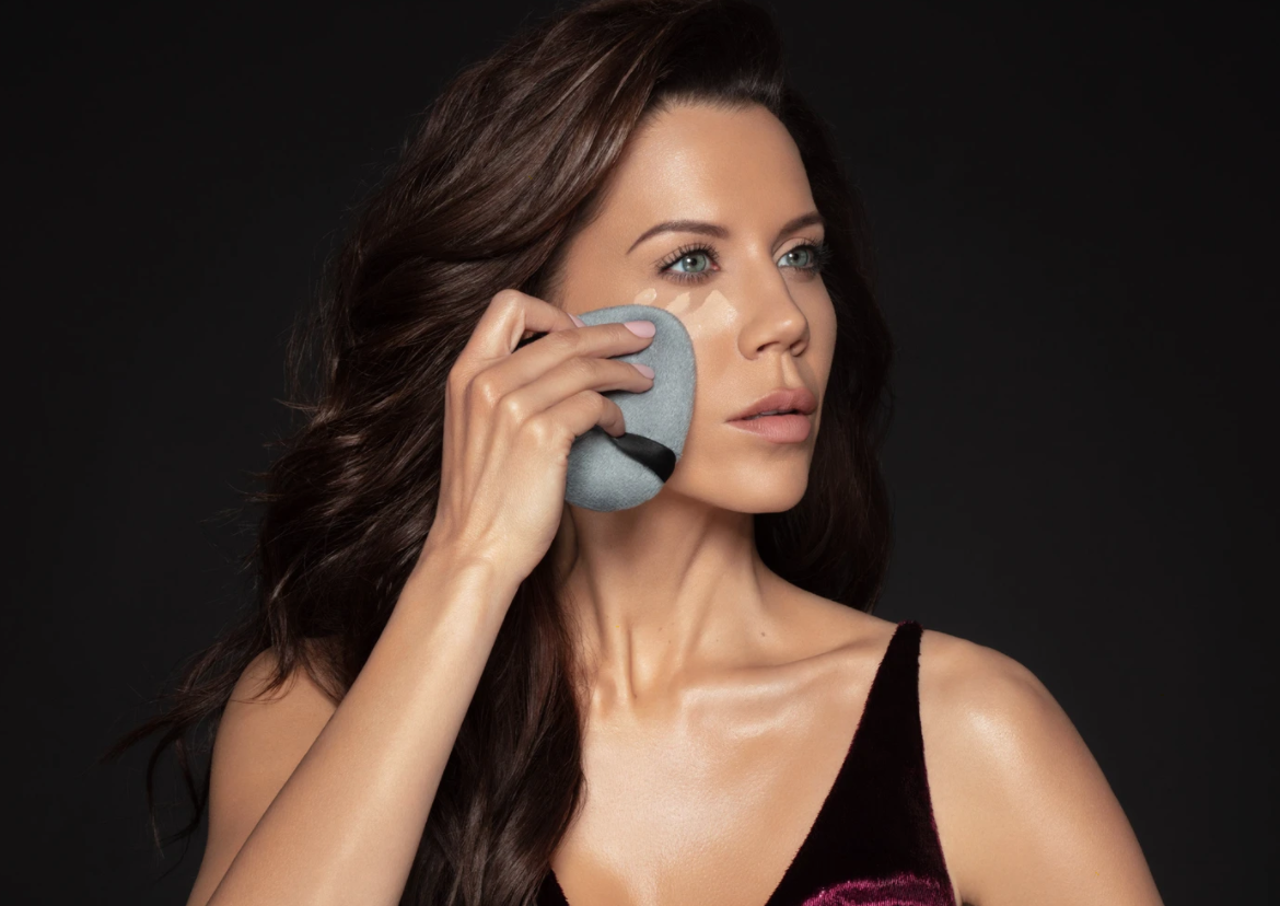 An advertisement for Tati Beauty's The Blendiful featuring brand founder and beauty YouTuber Tati Westbrook.