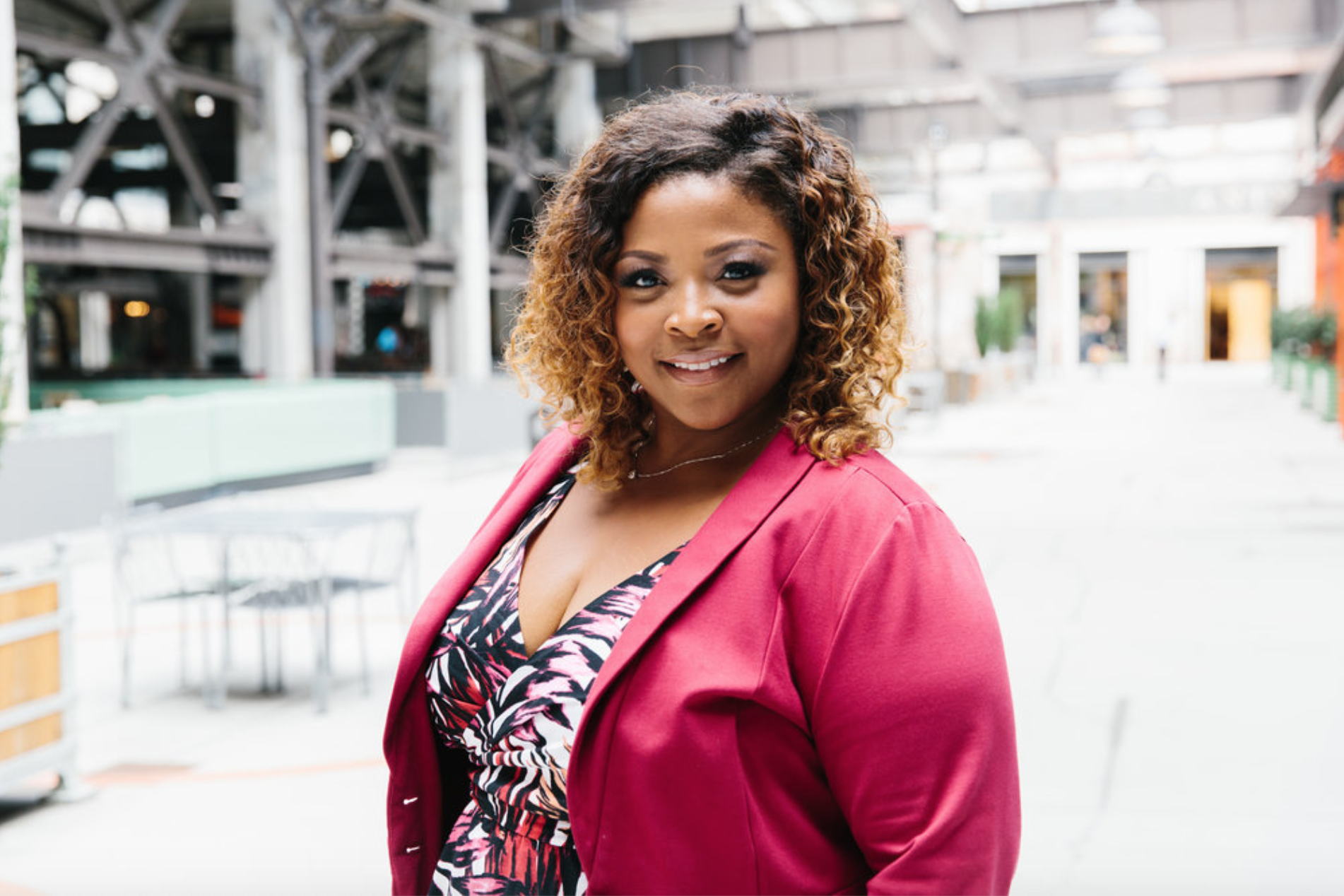 Tisha Thompson, VP of Marketing & Innovation at PÜR. Photo credit: Kathryn McCrary