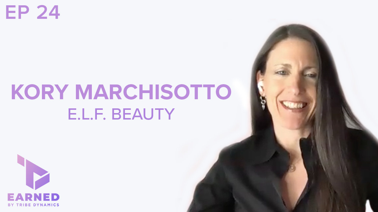 Interview with E.L.F. Beauty CMO Kory Marchisotto